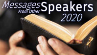 Messages from Other Speakers 2020