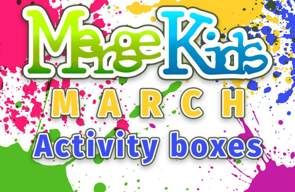 MergeKids Activity Box