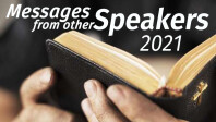 Messages from other Speakers 2021