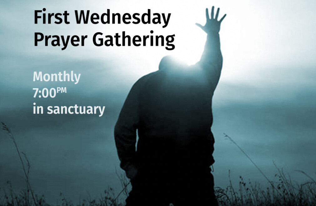 May Prayer Warrior Meeting