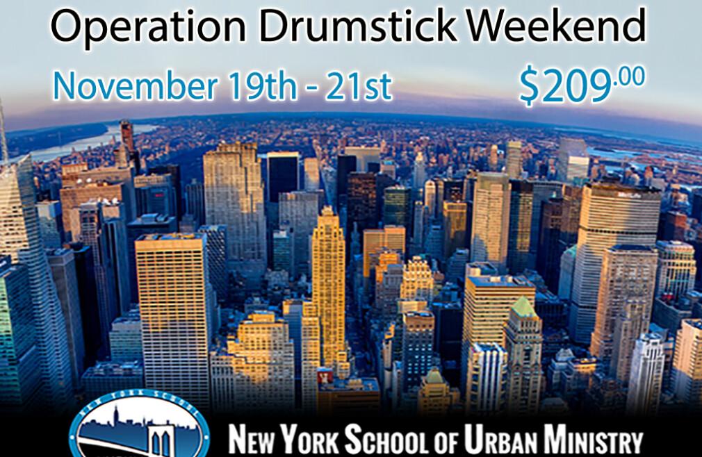 NYSUM Drumstick Weekend 2021